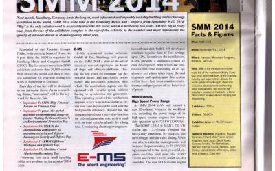 E-MS at SMM 2014
