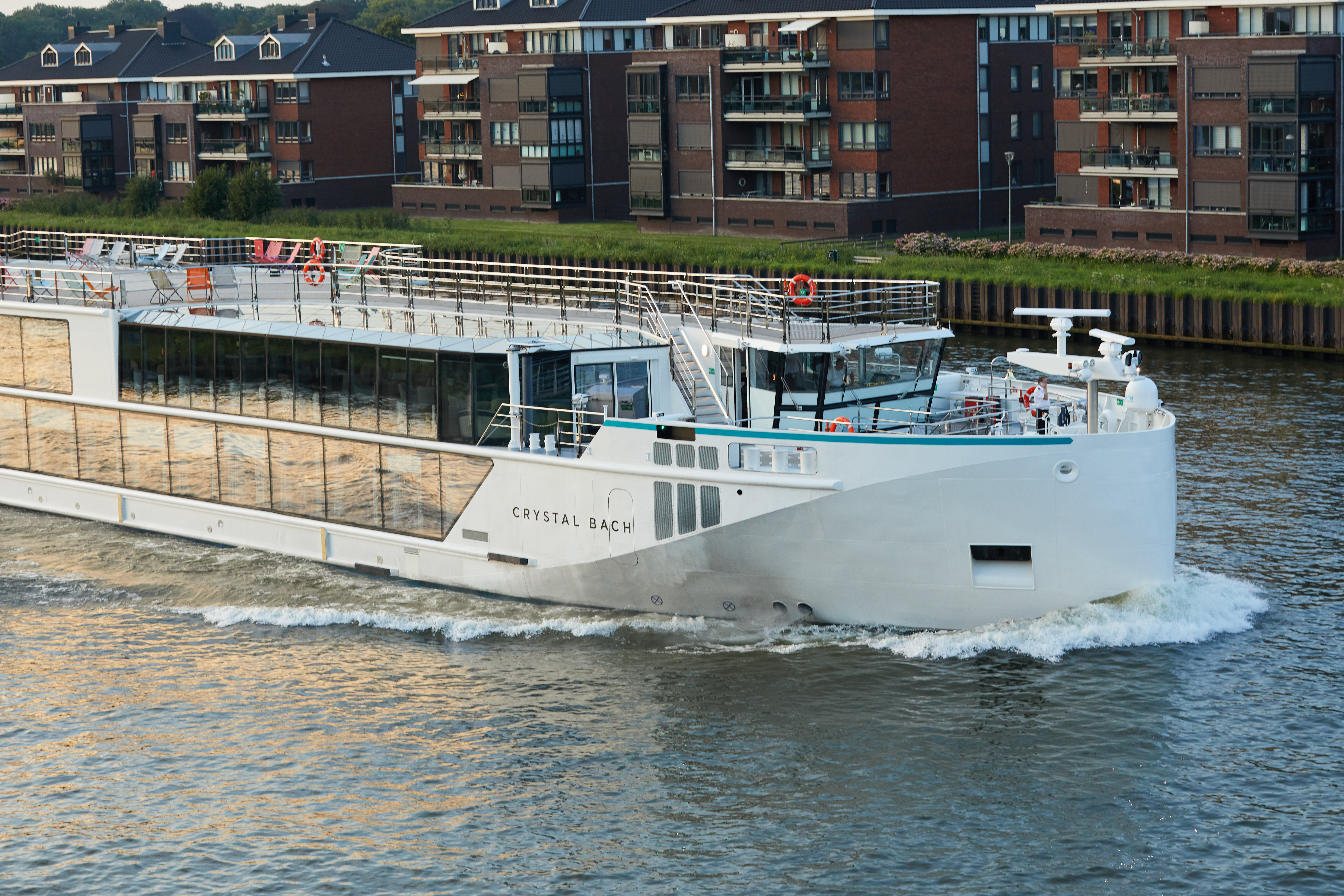 Luxury River Cruise Ships E Ms E Powered Marine Solutions