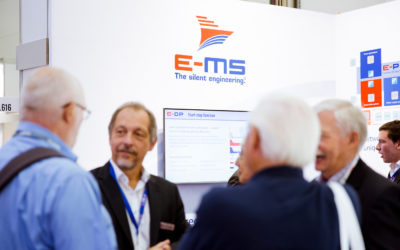 E-MS at SMM 2016